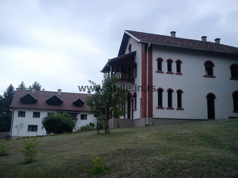 Manastir Klisura